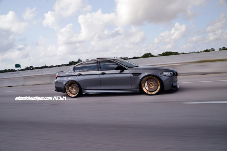ADV1 cars Coupe wheels BMW- M5 f10 wallpaper