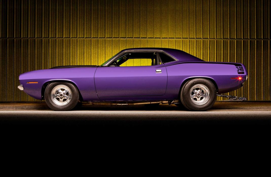 1970 plymouth cuda cars coupe 340 wallpaper