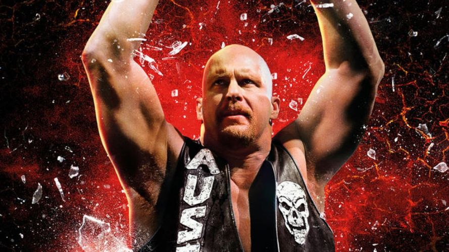 WWE wrestling fighting warrior action wallpaper