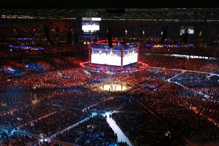 MMA martial arts action fighting warrior boxing wrestling wallpaper