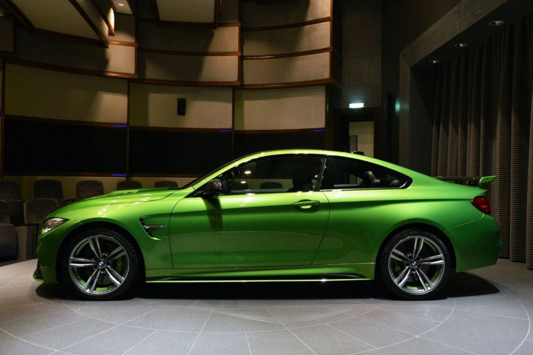 Java Green BMW M4 cars coupe wallpaper