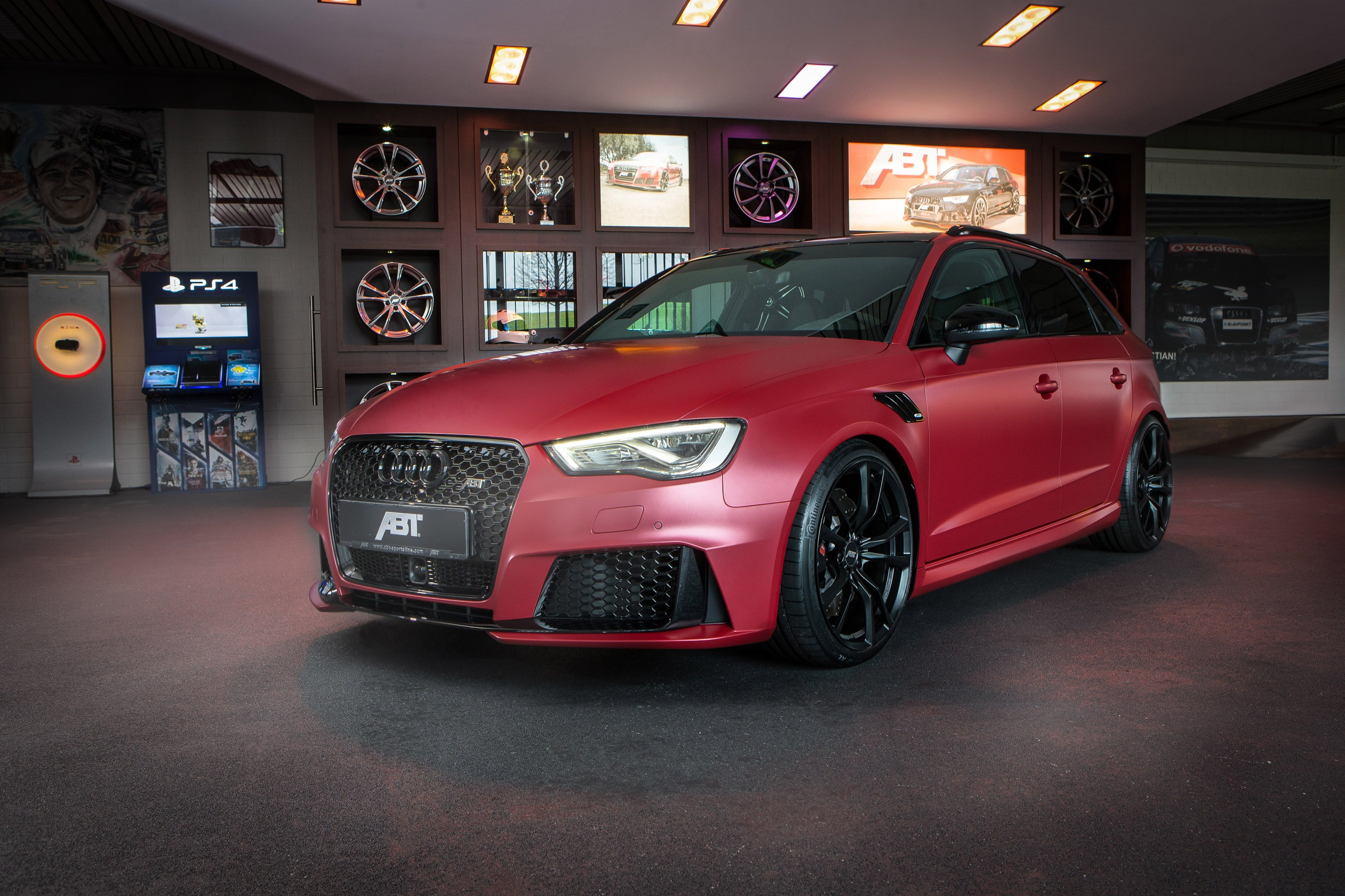 Abt Sportback Cars Audi Rs3 Tuning Wallpaper 3000x2000