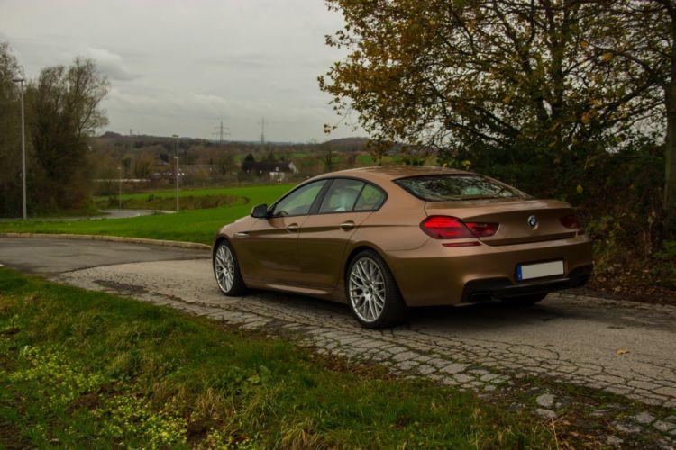 BMW 650i Gran Coupe Noelle Motors cars modified wallpaper