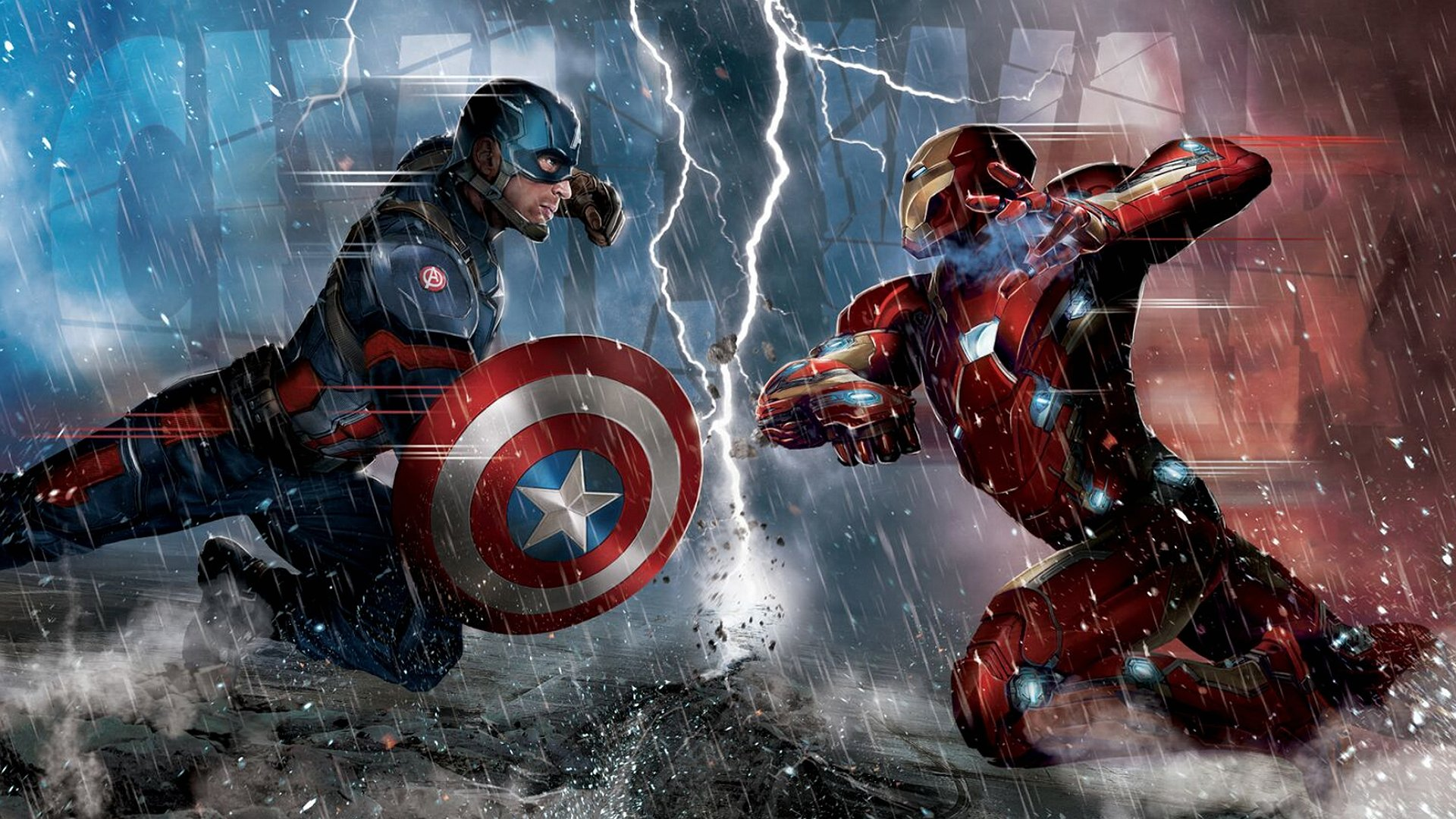 Captain america 3 civil war marvel superhero action - Avengers civil war wallpaper ...