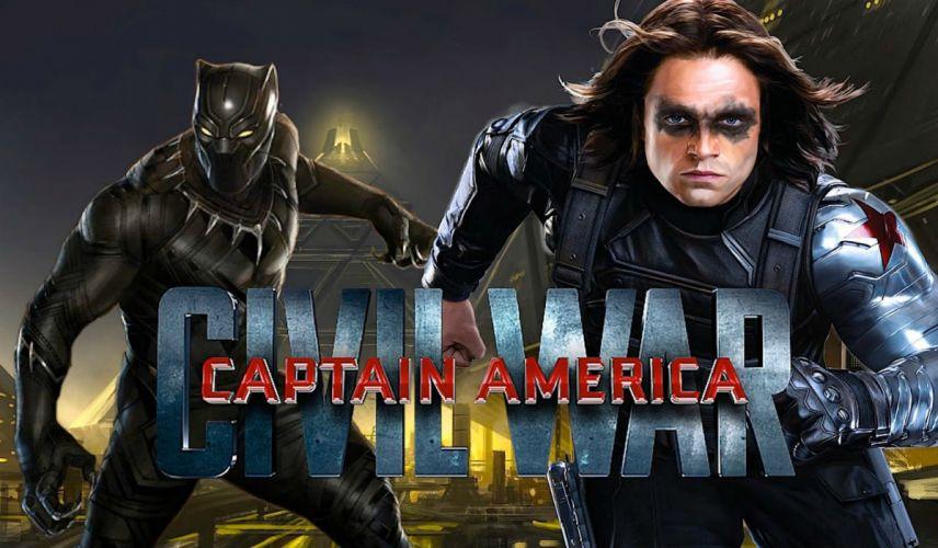 CAPTAIN AMERICA 3 Civil War marvel superhero action fighting 1cacw warrior sci-fi avengers poster wallpaper