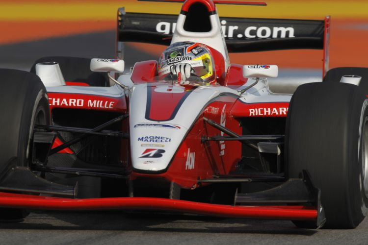 GP2 race racing grand prix formula f-1 wallpaper