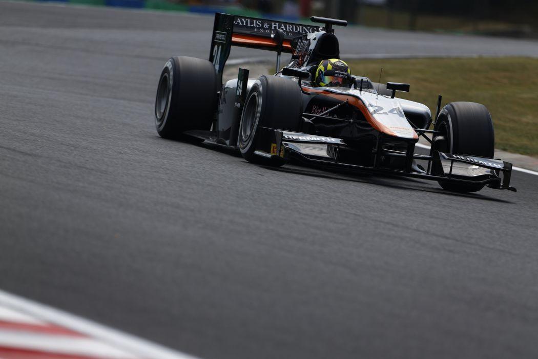 GP2 race racing grand prix formula f-1 wallpaper
