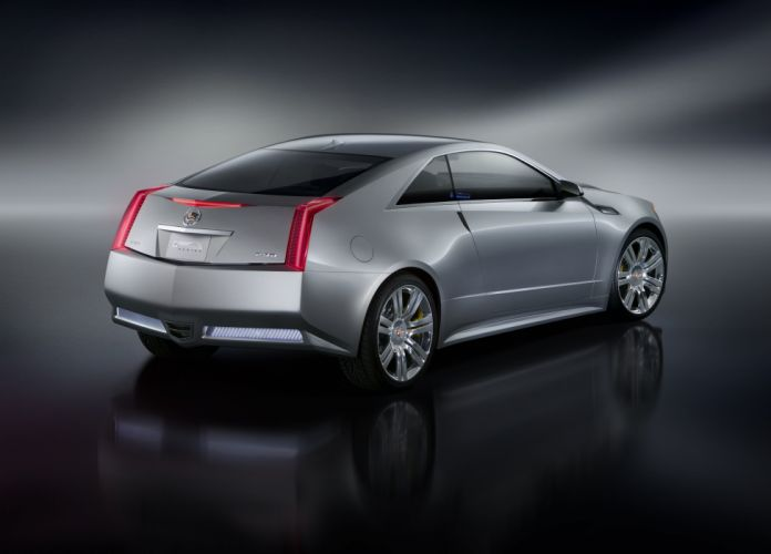 2008 Cadillac CTS Coupe Concept wallpaper