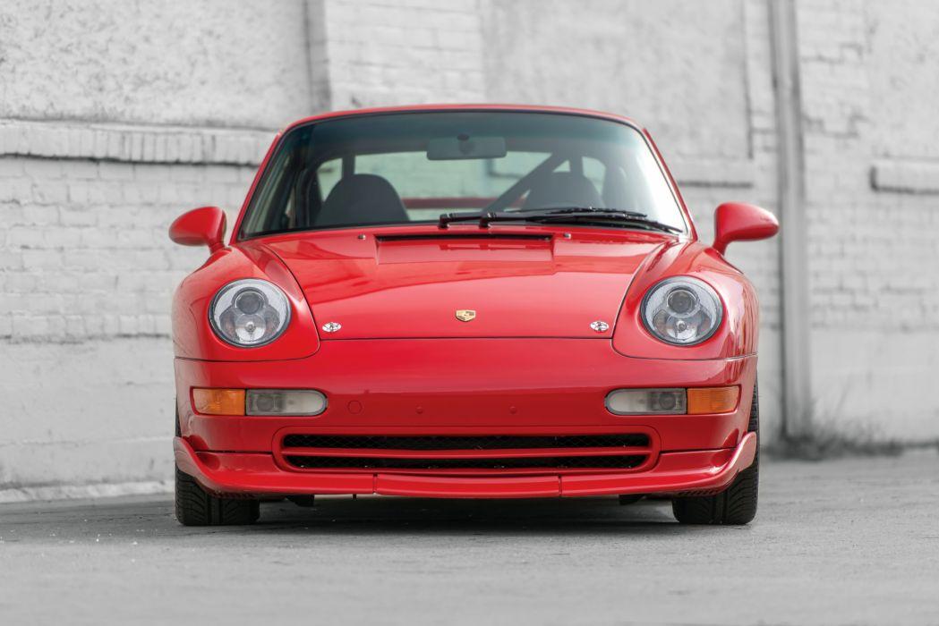1995 Porsche 911 Carrera R-S Club Sport (993) wallpaper