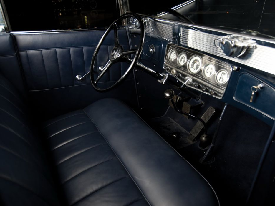 1933 Auburn V12 165 Salon Phaeton Sedan luxury retro vintage wallpaper
