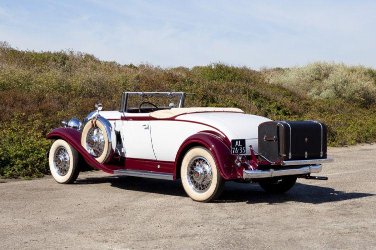 1932 Packard Standard Eight Coupe Roadster 902-509 retro vintage luxury wallpaper