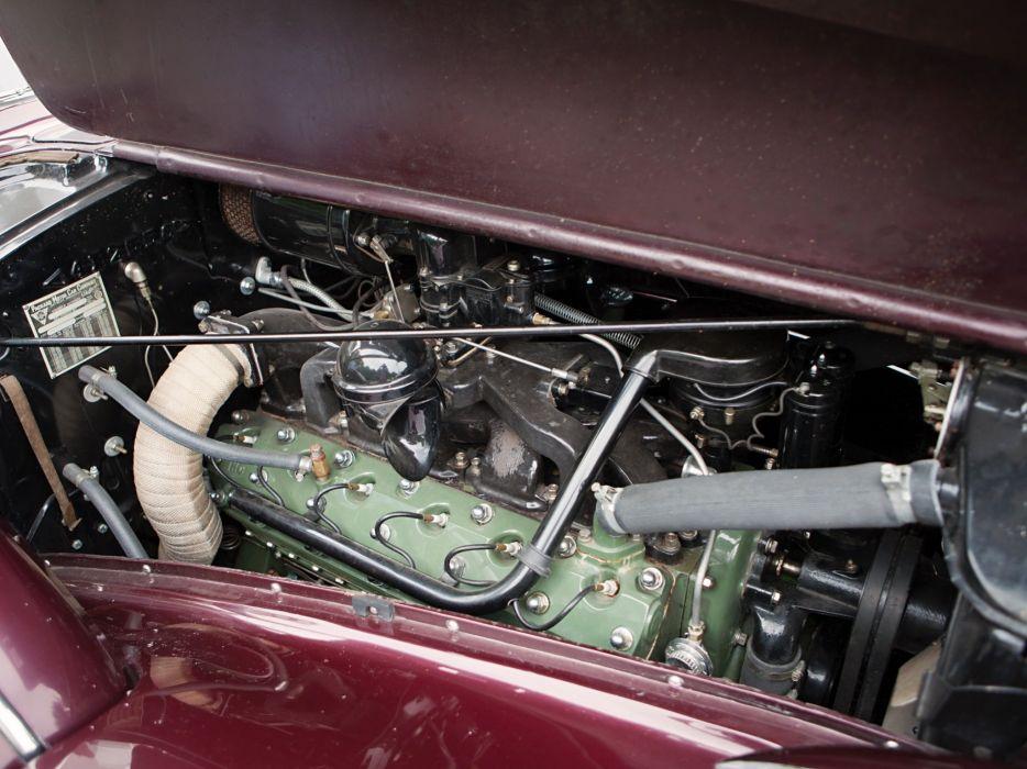 1939 Packard Twelve Convertible Sedan 1708-1253 retro vintage luxury wallpaper