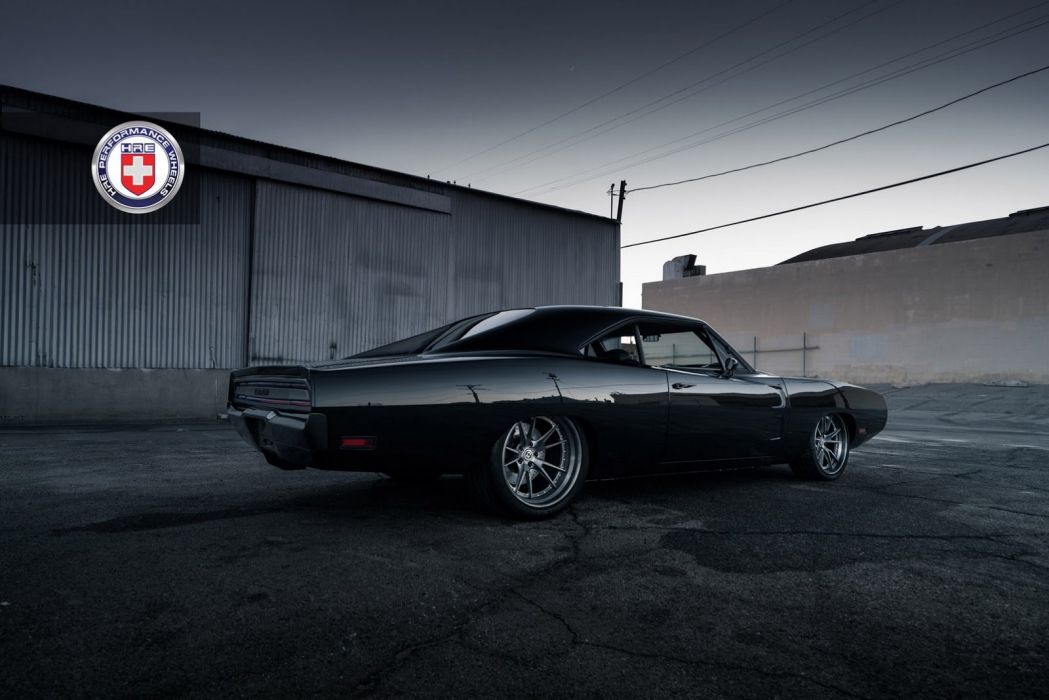 dodge charger HRE wheels cars 1970 wallpaper
