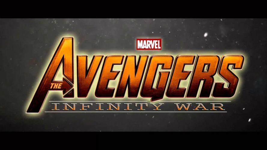 AVENGERS INFINITY WAR marvel superhero action fighting warrior sci-fi 1aiw poster wallpaper