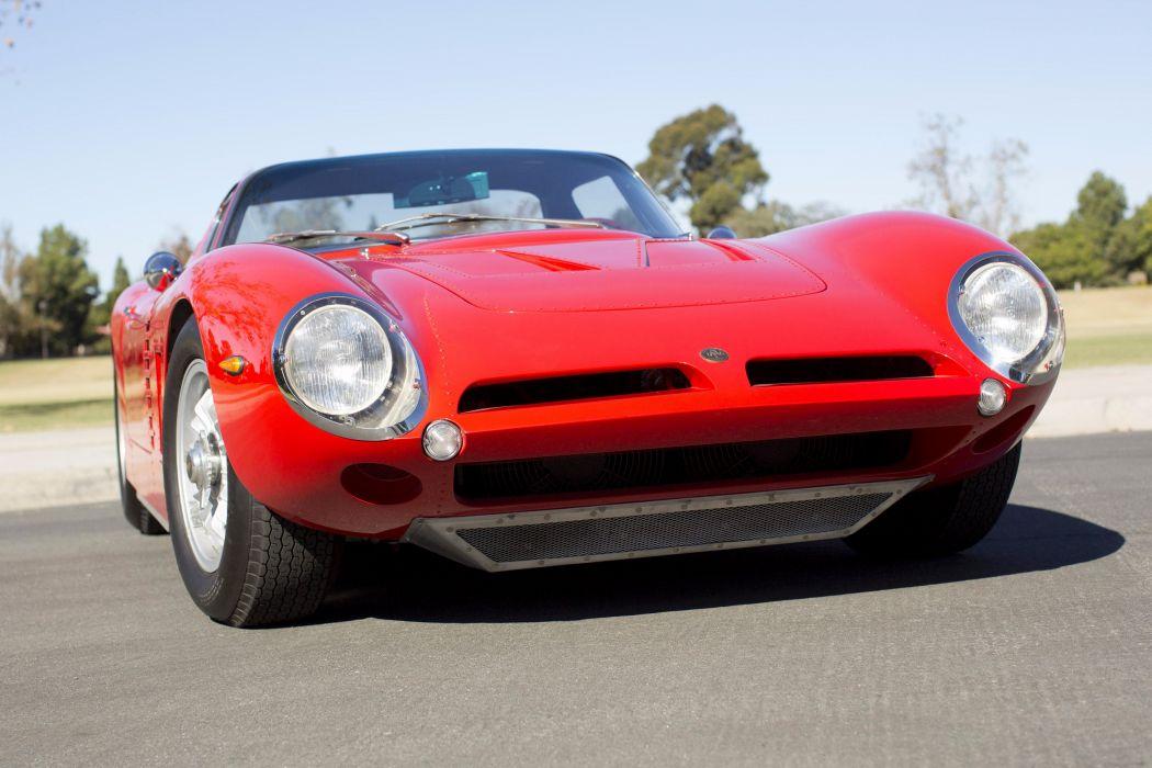 1963-65 Iso Grifo A3C Bertone race racing supercar classic wallpaper