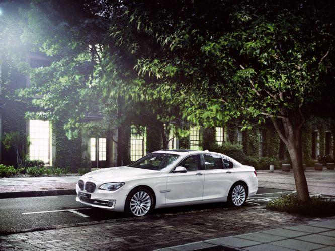 2014 BMW 740i Executive F01 luxury wallpaper