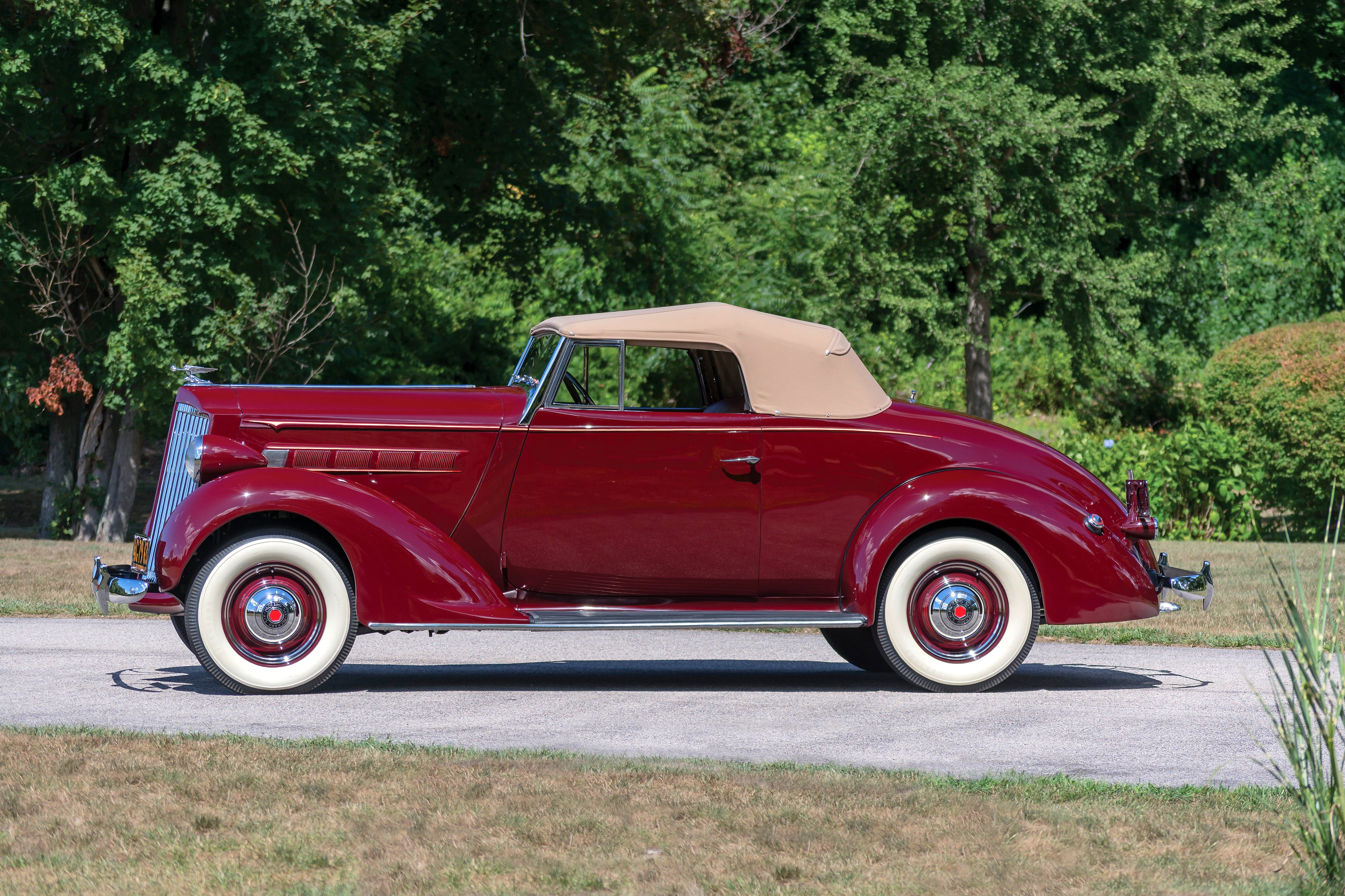1937 Packard 115c Coupe – Wonderful Image Gallery