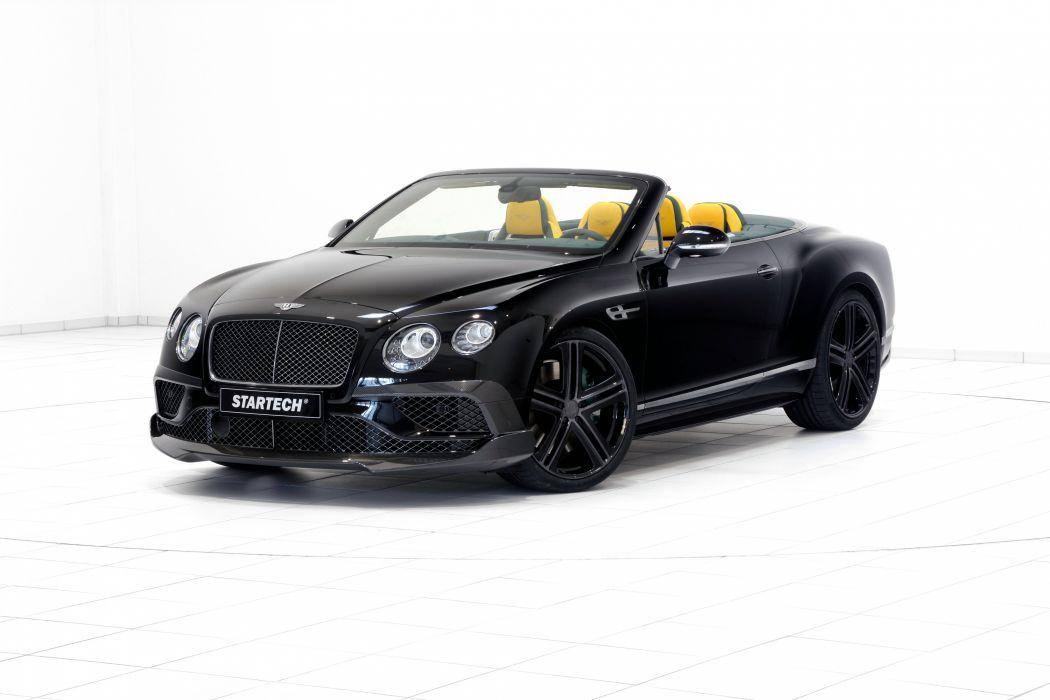2015 Startech Bentley Continental G-T Convertible luxury tuning wallpaper