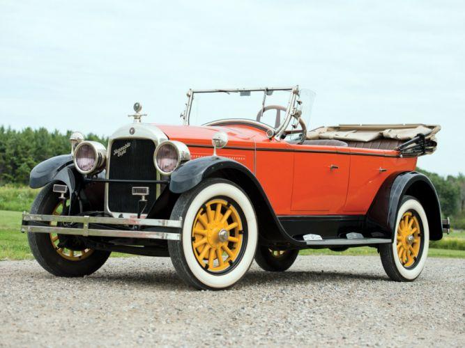 1925 Hupmobile Model-E1 Touring vintage retro luxury wallpaper