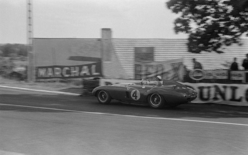 1955 Ferrari 121 L-M Scaglietti Spyder race racing rally retro lemans le-mans wallpaper