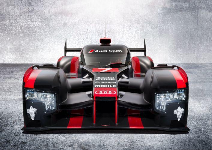 2016 Audi R18 e-tron quattro lemans le-mans race racing wallpaper