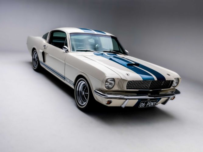 1966 Shelby GT350 AU-spec muscle classic ford mustang wallpaper