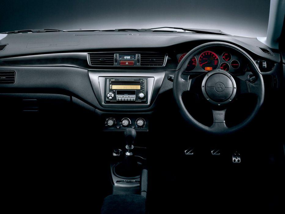 2005-07 Mitsubishi Lancer Evolution I-X wallpaper