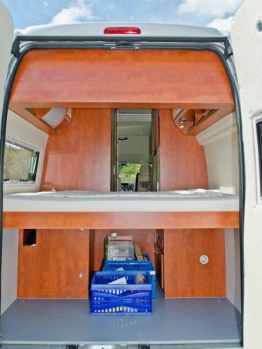 2015 La Strada Avanti fiat camper motorhome van wallpaper