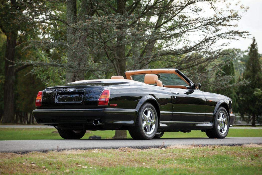 2001 Bentley Azure Mulliner luxury wallpaper