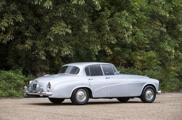1959 Bentley S-2 Continental Sports Saloon Hooper BC1AR luxury retro wallpaper