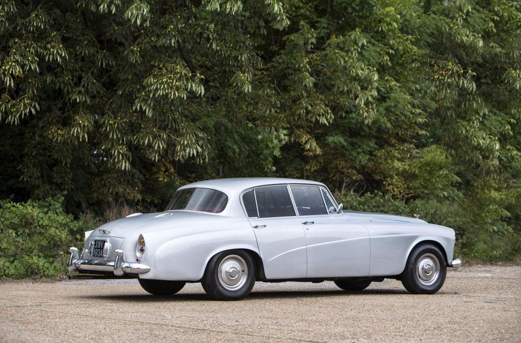 1959 Bentley S-2 Continental Sports Saloon Hooper BC1AR luxury retro wallpaper