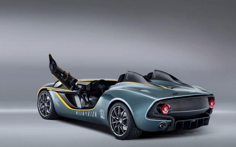 coche concepto lujo deportivo wallpaper