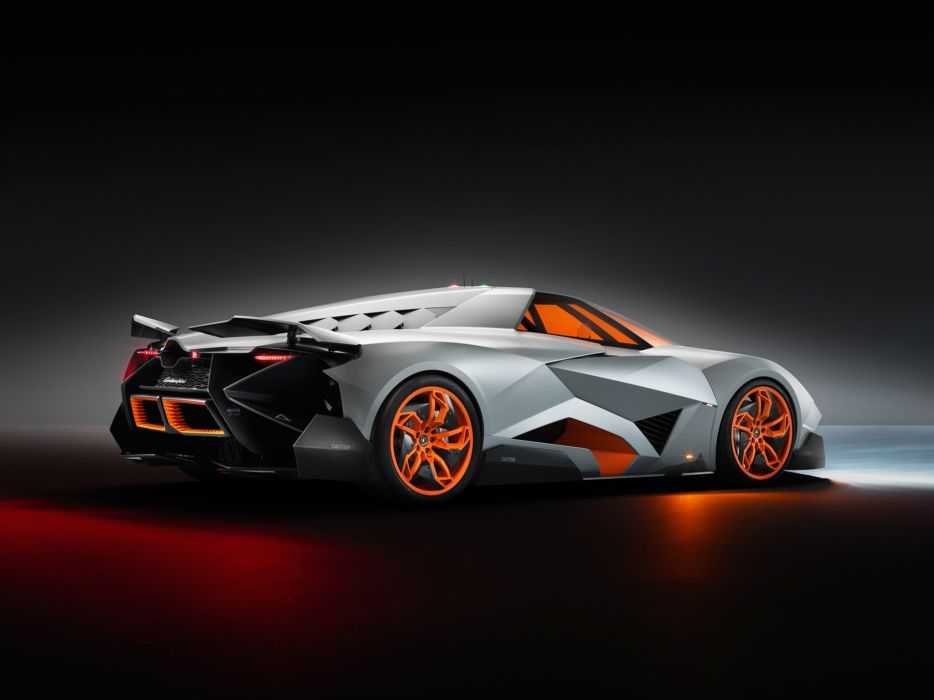 2013 Lamborghini Egoista Concept supercar wallpaper