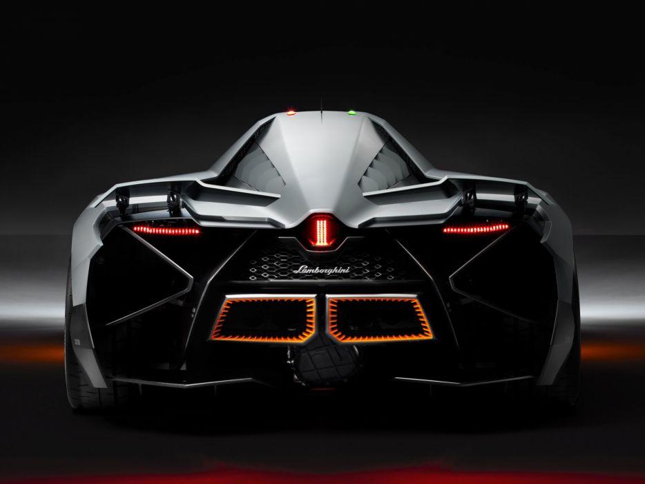 2013 Lamborghini Egoista Concept Supercar Wallpaper 2048x1536