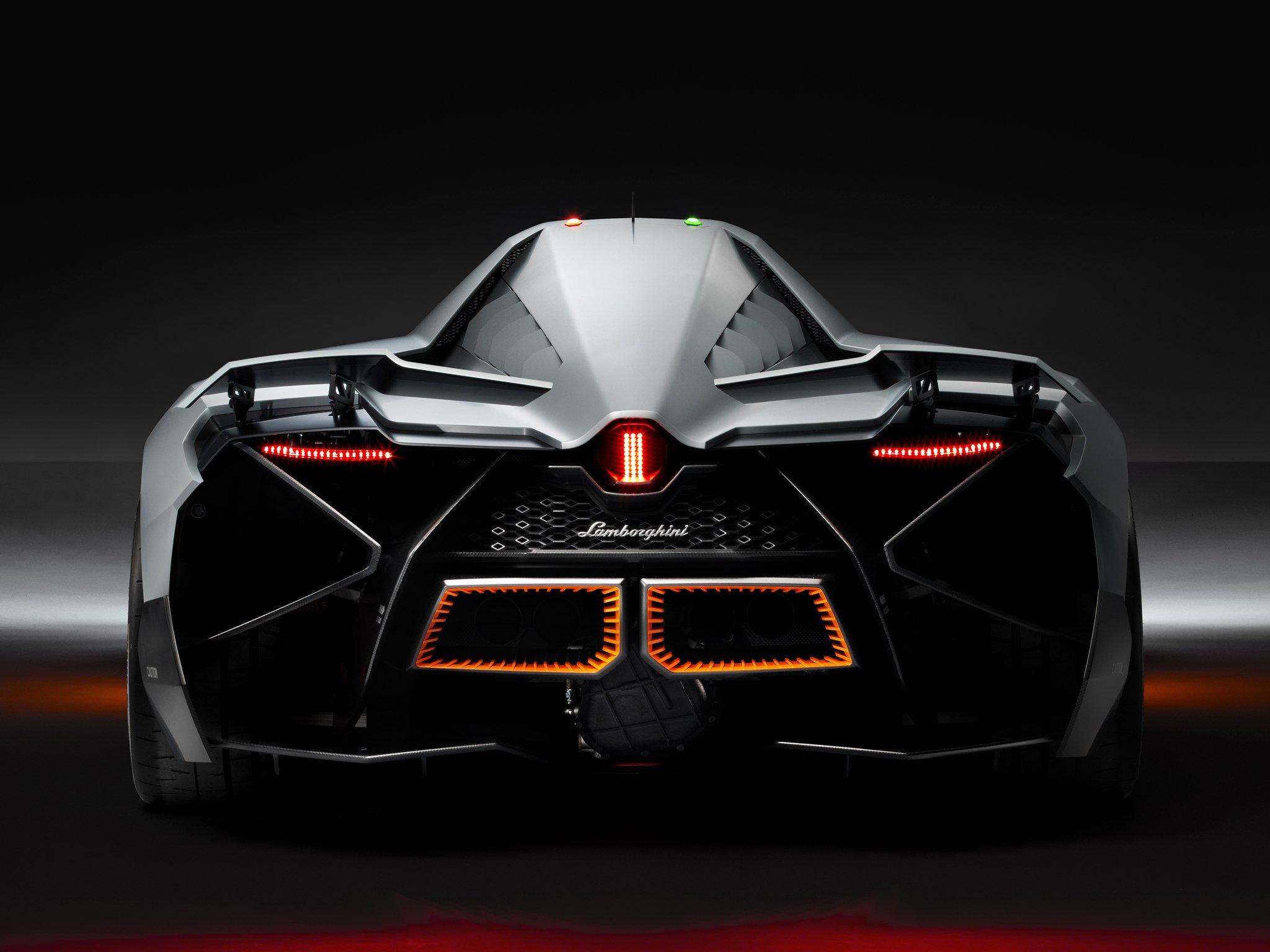 Lamborghini Concept 2013 Egoista 2013 Lamborghini Egois...