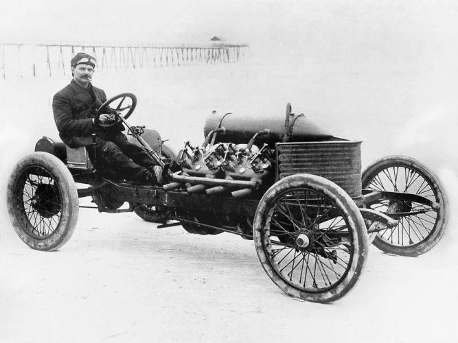1905 Darracq 200HP Sprint rally race racing retro vintage wallpaper