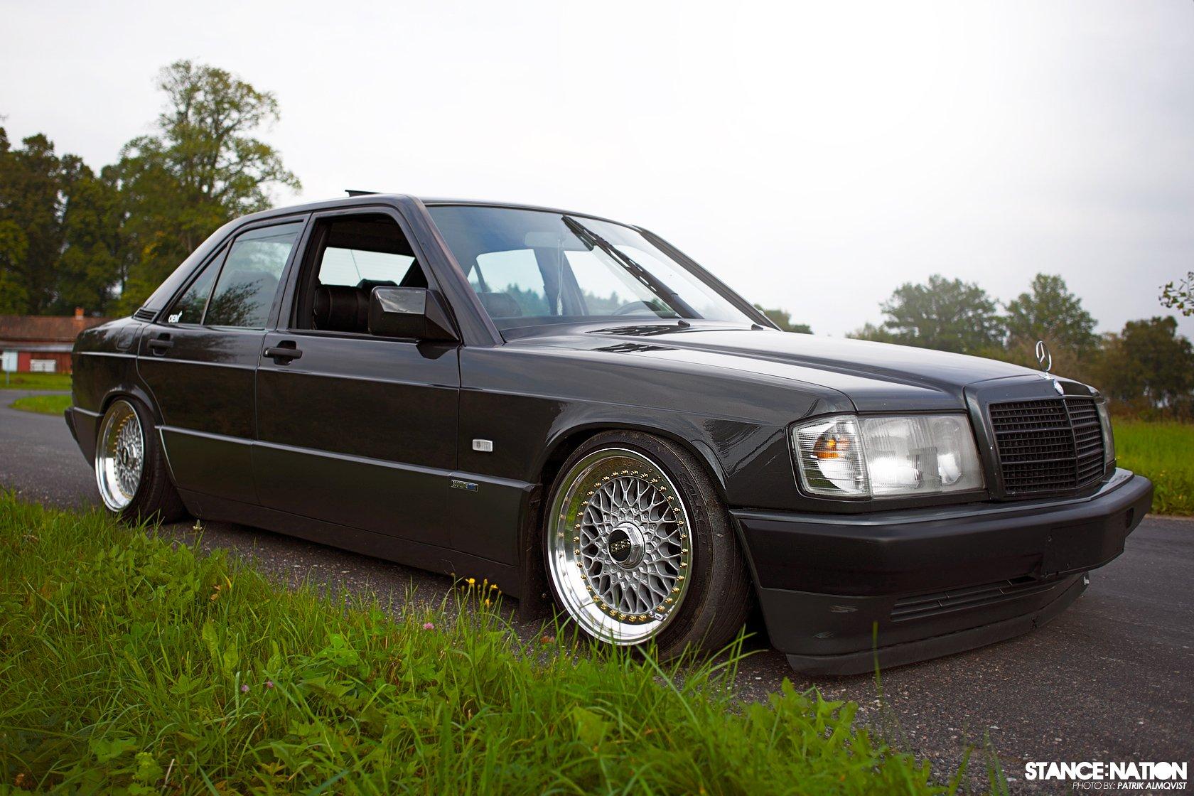 Mercedes w210 tuning 2 tuning cars - 1991 Mercedes Benz W201 Custom Tuning Wallpaper 1680x1120 845586 Wallpaperup