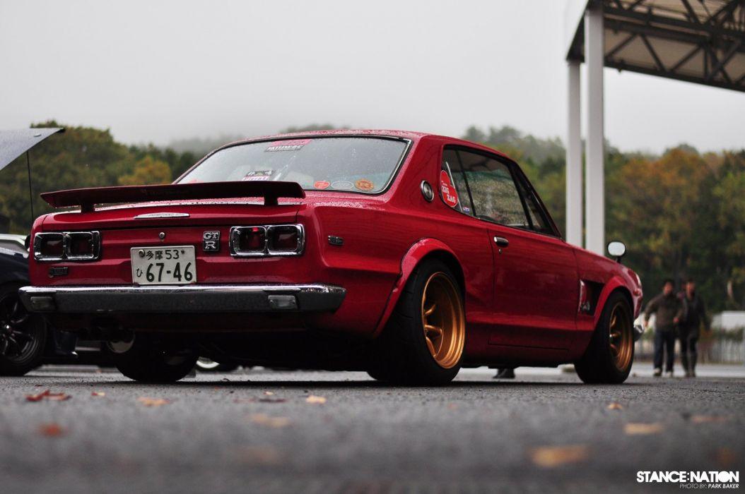 Nissan custom tuning wallpaper