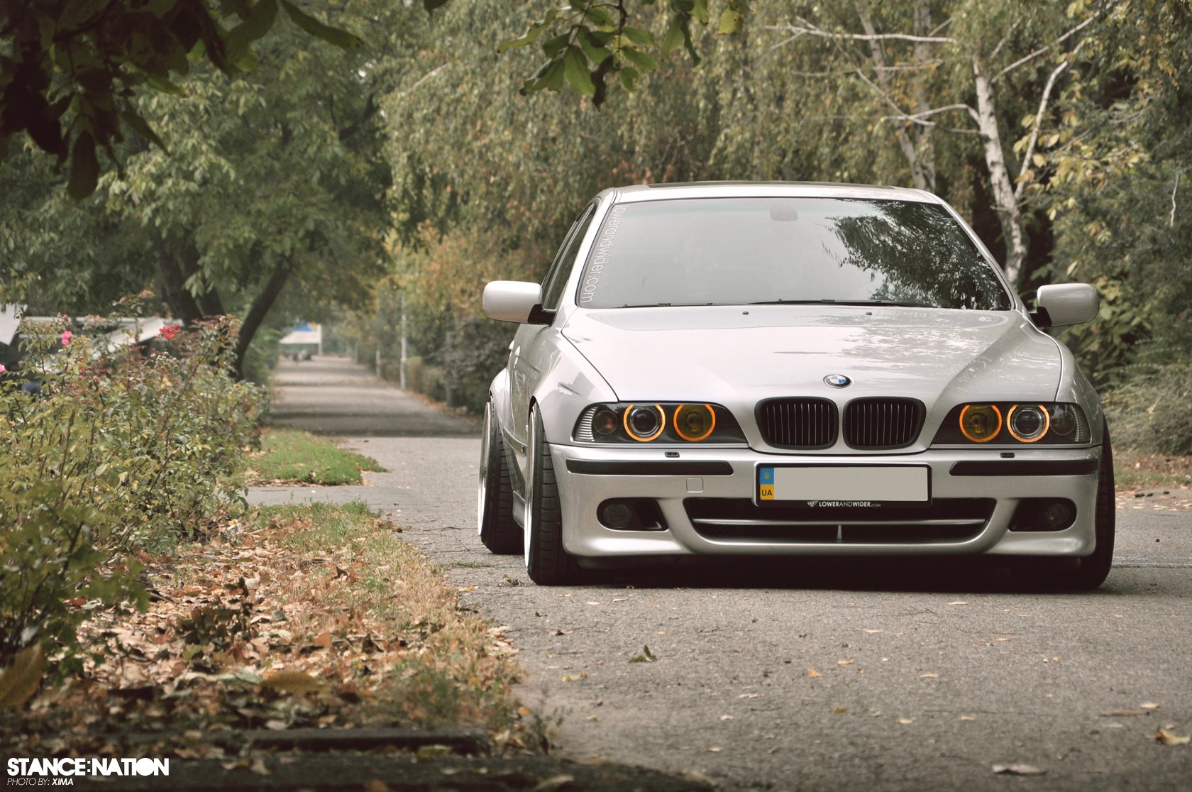 Bmw E39 M 5 Custom Tuning Wallpaper 1680x1116 845765