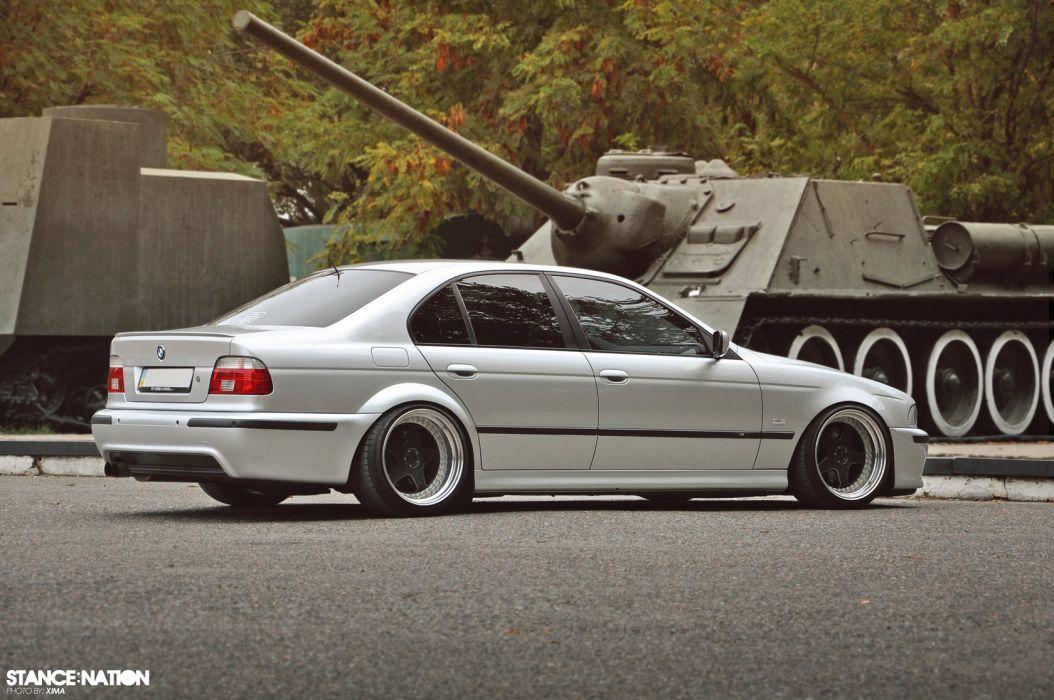 Uitzonderlijk BMW E39 M-5 custom tuning wallpaper | 1680x1116 | 845770 | WallpaperUP #CD38