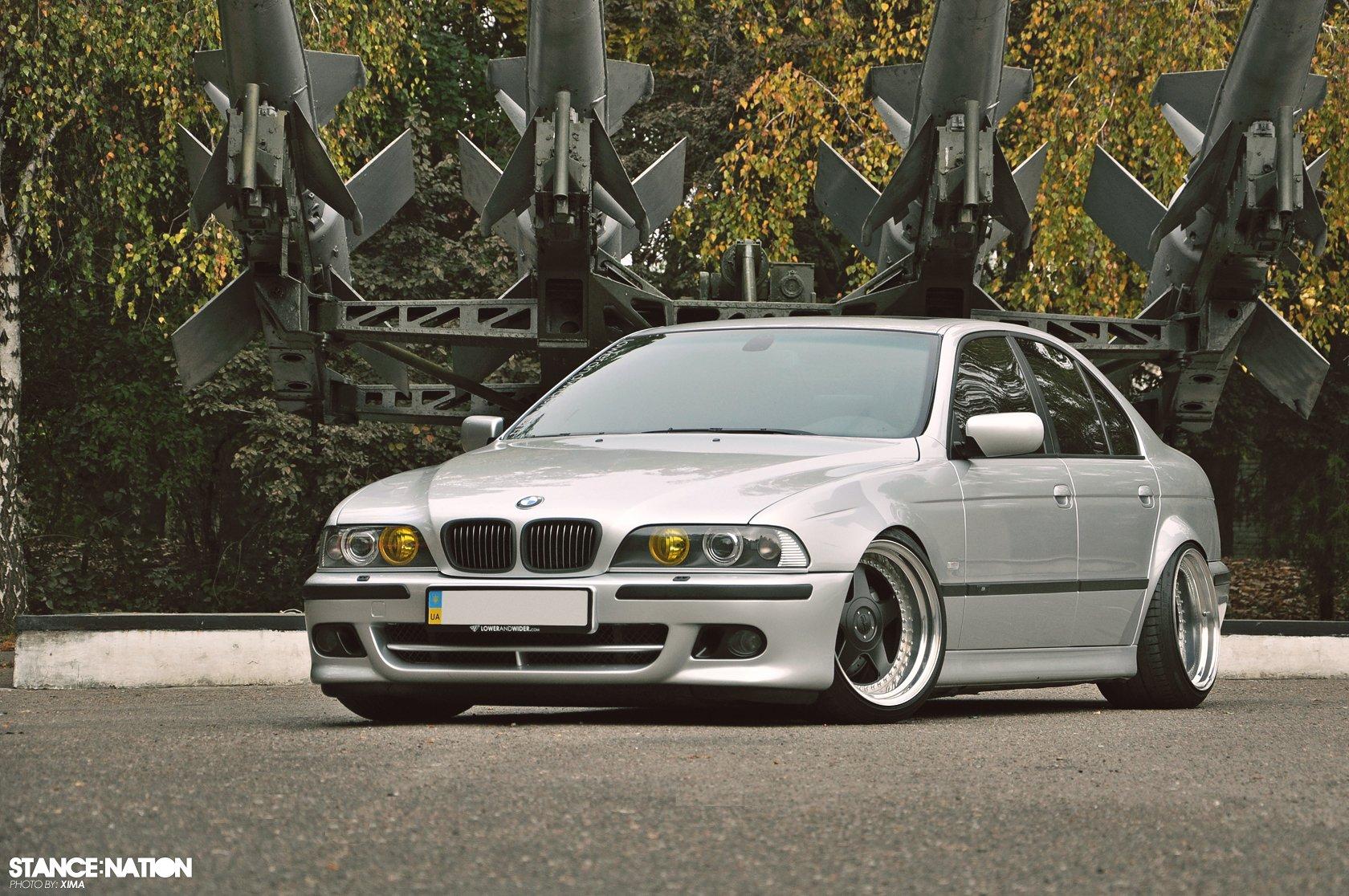 Bmw E39 M5 >> BMW E39 M-5 custom tuning wallpaper | 1680x1116 | 845776 | WallpaperUP