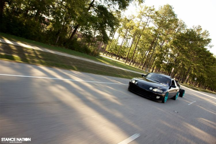 Lexus S-C custom tuning wallpaper