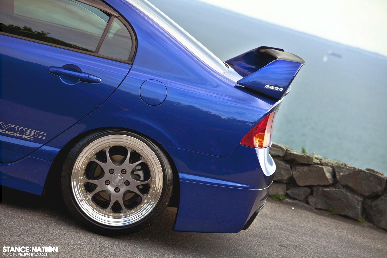 Mugen Honda Civic Si custom tuning wallpaper  1600x1067  845830
