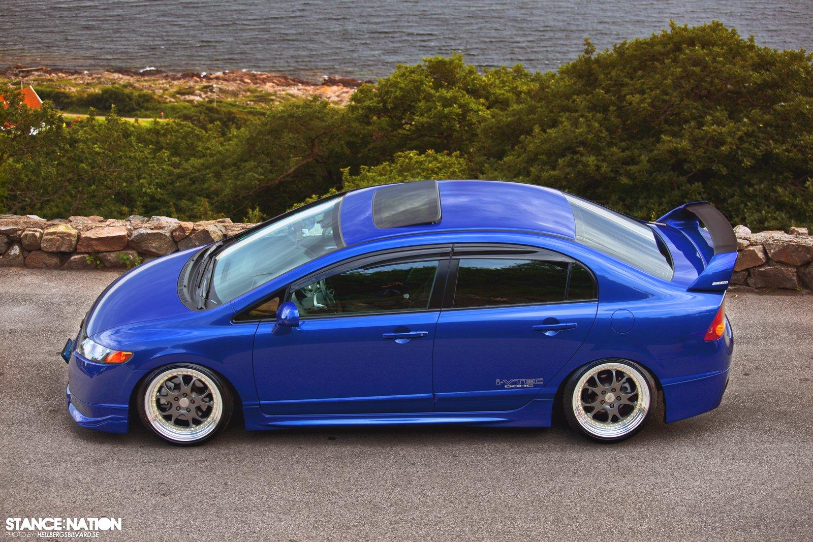 Mugen Honda Civic Si custom tuning wallpaper  1600x1067  845831