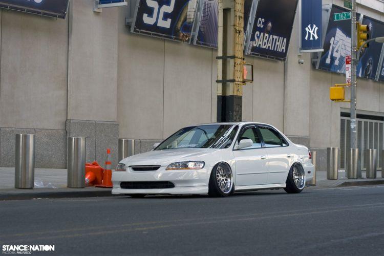 Honda Accord custom tuning wallpaper