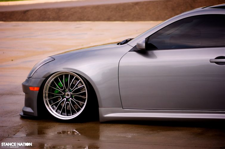 Infiniti G35 Coupe custom tuning wallpaper