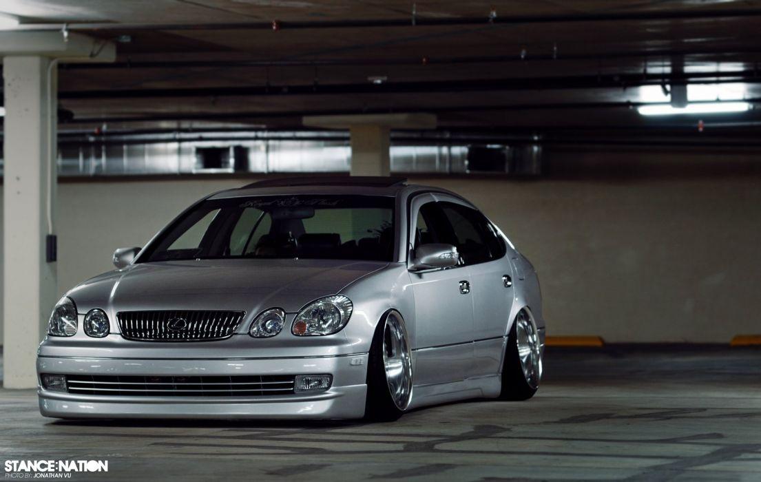 Lexus G-S custom tuning wallpaper