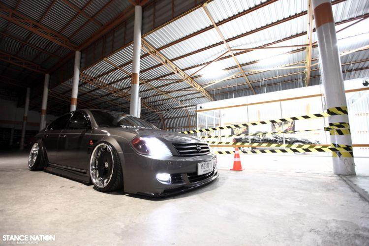 Nissan Teana custom tuning custom tuning wallpaper