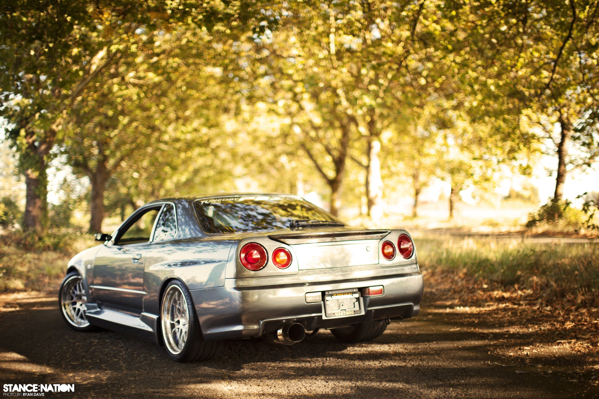 r34 nissan skyline gt r custom tuning wallpaper. Black Bedroom Furniture Sets. Home Design Ideas