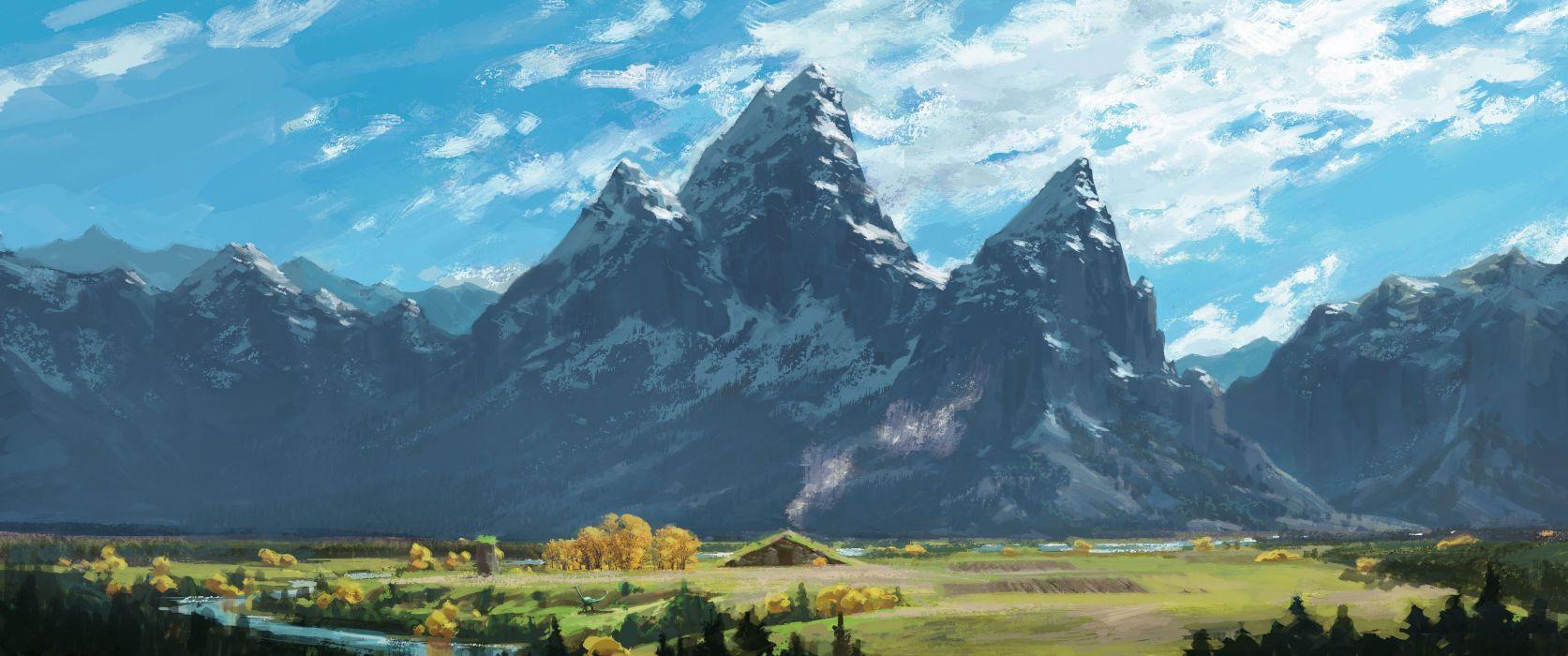 Wonderful Wallpaper Mountain Animated - e6bc93381a5b1a95ed332de43dd0ac9e-700  Perfect Image Reference_172460.jpg